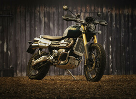 Triumph Scrambler 1200: Cruisen wie der ''King of Cool''