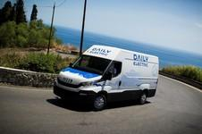 Iveco Daily Electric mit erhöhter Nutzlast