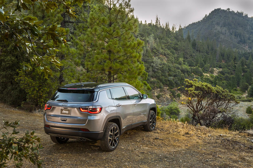 Jeep Compass: Die individualistische Alternative