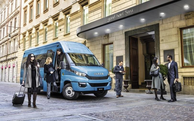 Iveco Daily Tourys ist erster ,,International Minibus of the Year
