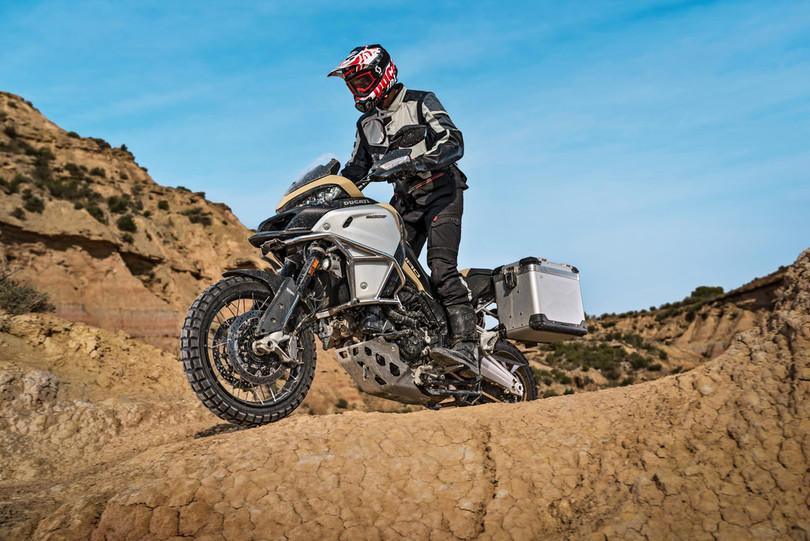 Ducati bringt Pro-Version der Multistrada 1200 Enduro