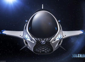 Lexus hebt im Science-Fiction-Film ab