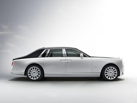 Rolls-Royce Phantom VIII: Architektur des Luxus