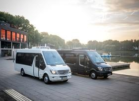 Mercedes-Benz bringt Sprinter Travel 65 ,,10 Years Edition''