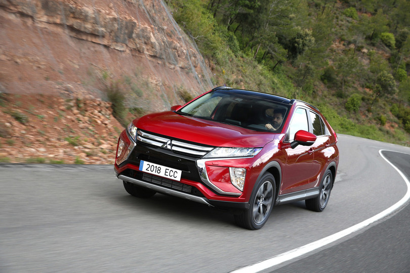 Test Mitsubishi Eclipse Cross: SUV-Coupé der Mittelklasse