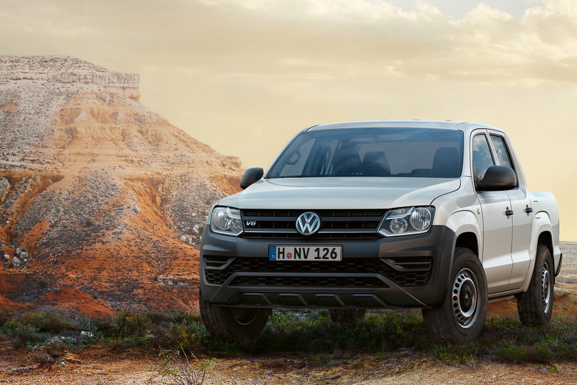 Volkswagen Amarok holt International Pick-up Award zum zweiten Mal