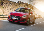 Der Suzuki Swift ist Japans ,,Car of the Year 2018''