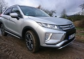 Kurztest Mitsubishi Eclipse Cross: Neustart in der Nische