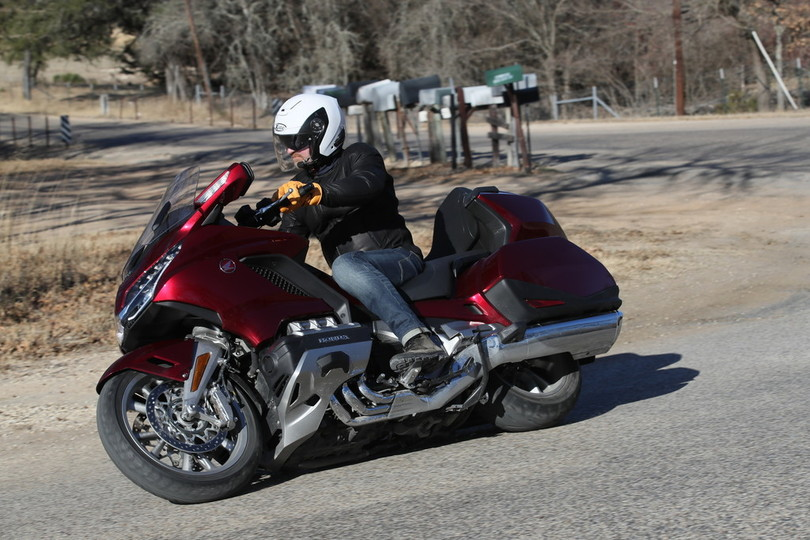 Test Honda GL 1800 Gold Wing: Luxus reloaded