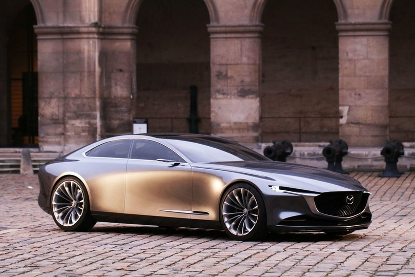 Genf 2018: Mazda Vision Coupé ist ,,Concept Car of the Year