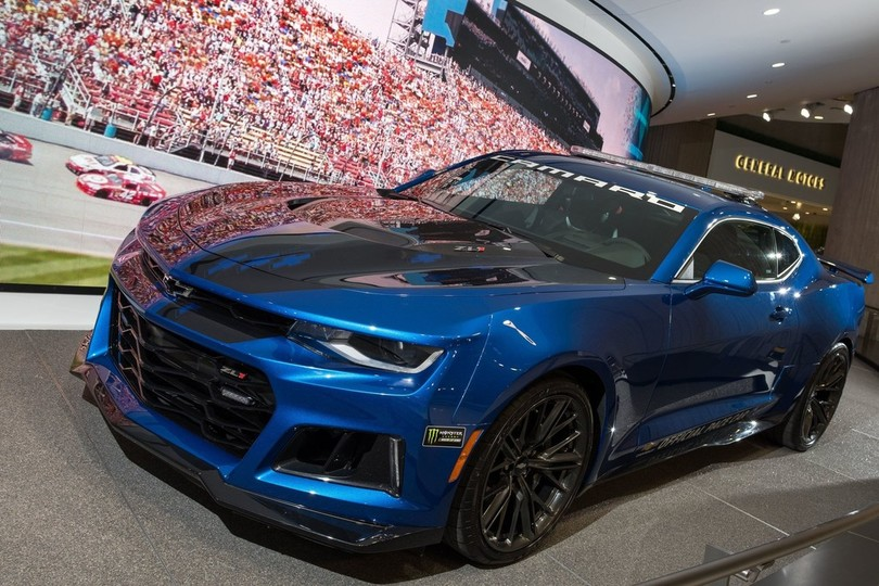 General Motors zeigt Exponate seines Rennsport-Engagements