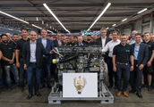 Mercedes-Meilenstein: Eine Million Truck-Motoren