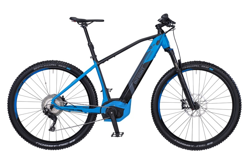 E-Mountainbike Infront IF-1 - Vom Profi für Amateure