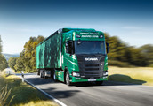 Scania R 500 kommt als ,,Green Truck''-Edition