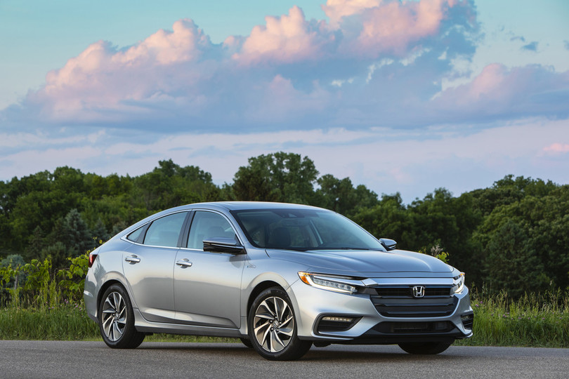 LA 2018: Honda Insight ist ,,Green Car of the Year 2019