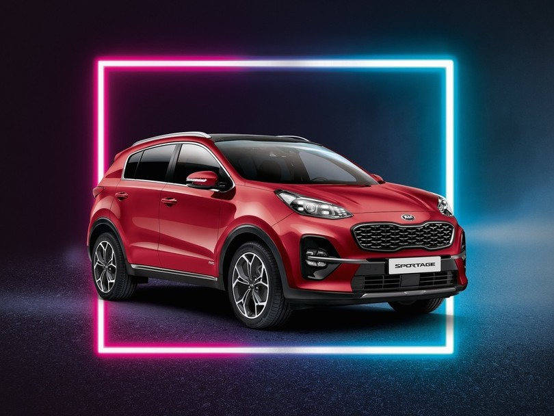 Kia bringt Dream-Team Edition des Sportage