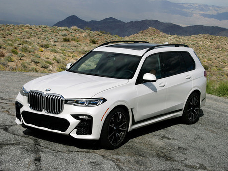 Kurztest BMW X7: Business-Lounge und Offroad-Macho