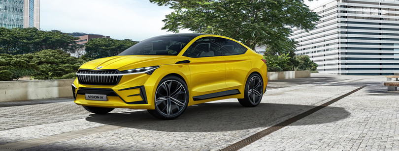 Shanghai 2019: Skoda shows visions and concepts