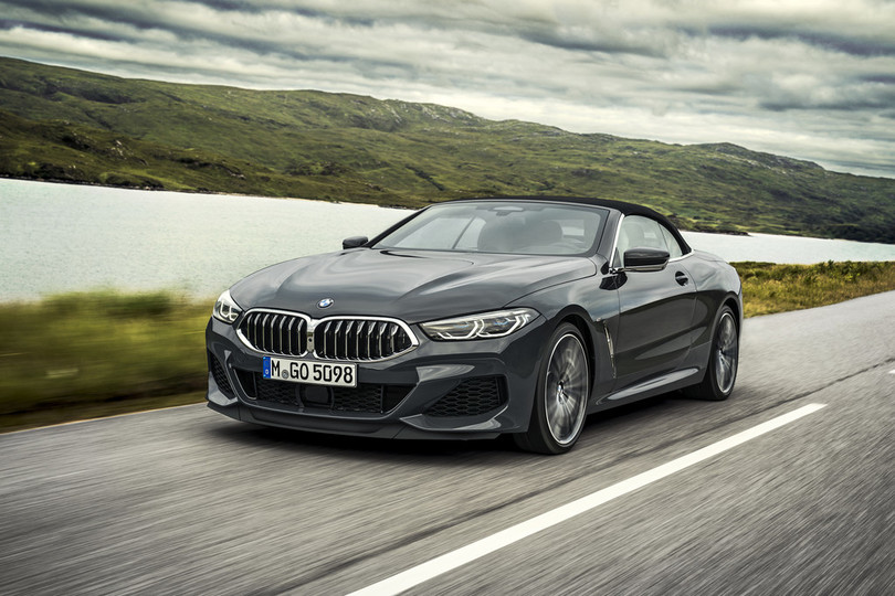 Test BMW 8 Series Convertible: Perfect beauty