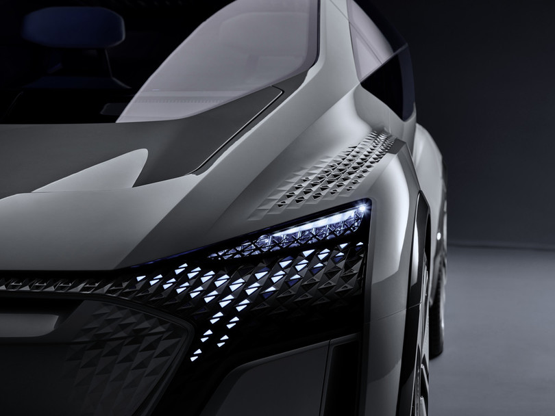 Shanghai 2019: Audi travels electrically and autonomously