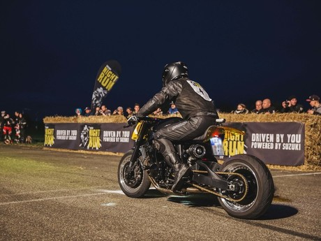 Suzuki sagt alle Night Runs ab