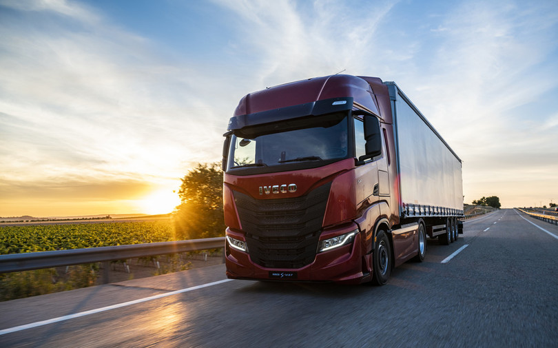 Iveco modernisiert die S-Way-Kabine