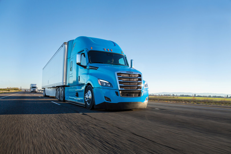 Daimler führt in den USA Lkw-Leasing ,,Pay-as-you-drive