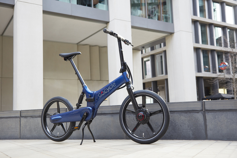 Test: Gocycle GX - Feiner Falter
