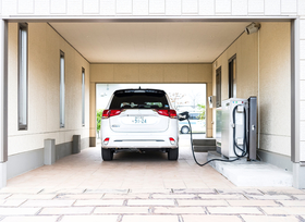 ''Smart2Charge'': Mitsubishi unter Strom