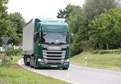 Scania R 540 ist ,,Green Truck 2020''