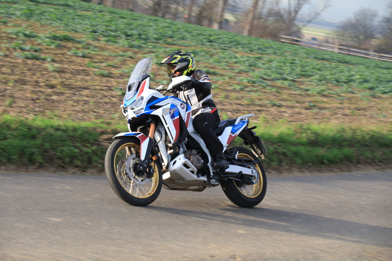 Honda CRF 1100 L Africa Twin Adventure Sports  - Erstarkte Legende